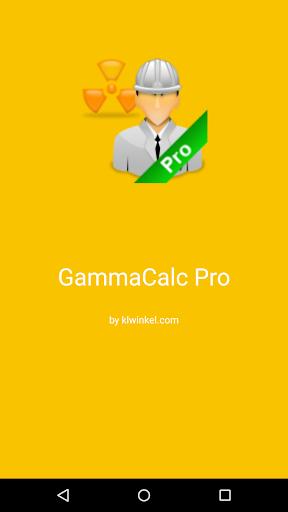 Gamma Ray Calculator Pro