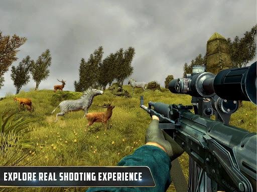 Animal Hunter : Jungle Sniper Shooting apktram screenshots 14