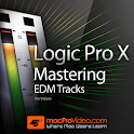 Mastering EDM for Logic Pro X icon
