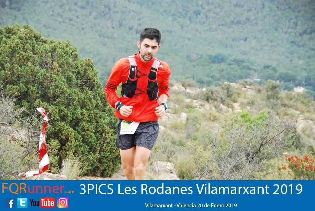 Daniel Martínez García del Trail Villar Caja Rural