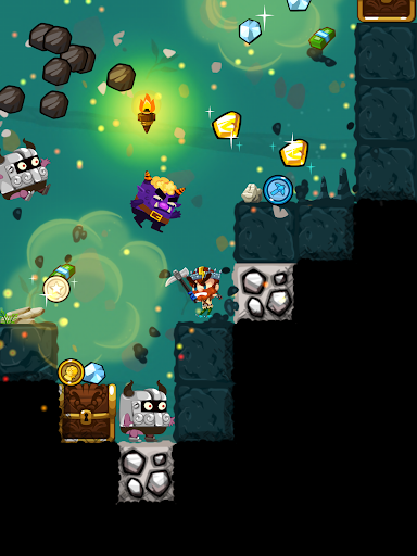 Pocket Mine 3 apkmr screenshots 6