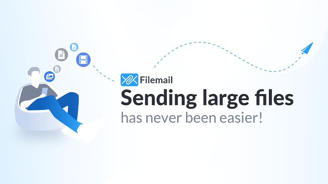 Filemail: Send large files