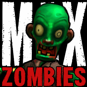 Max Bradshaw: Zombie Invasion icon do jogo