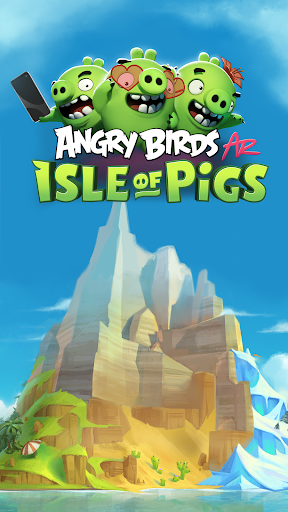 Angry Birds AR: Isle of Pigs 1.1.2.57453 screenshots 6