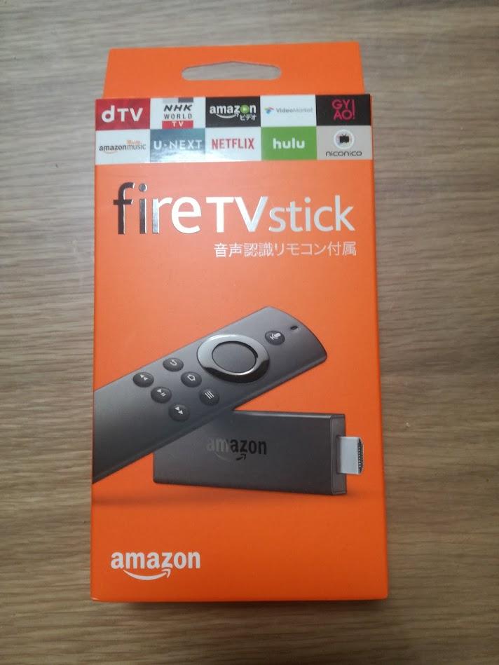 FireTVStick外箱