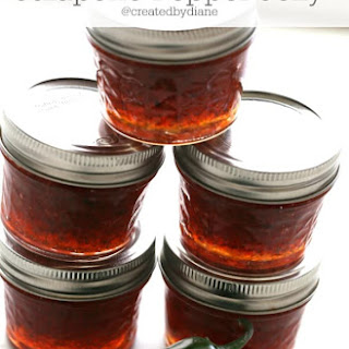 Jalapeño Pepper Jelly.