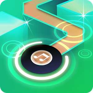 Dancing Ballz: Zig Zag Music Line Games