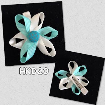 Handmade 6cm Butterfly Hairpins