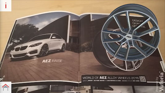 AEZ Wheels Configurator screenshot 3
