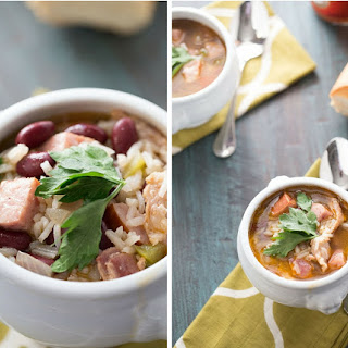 Sausage Bean Rice Soup Recipes
