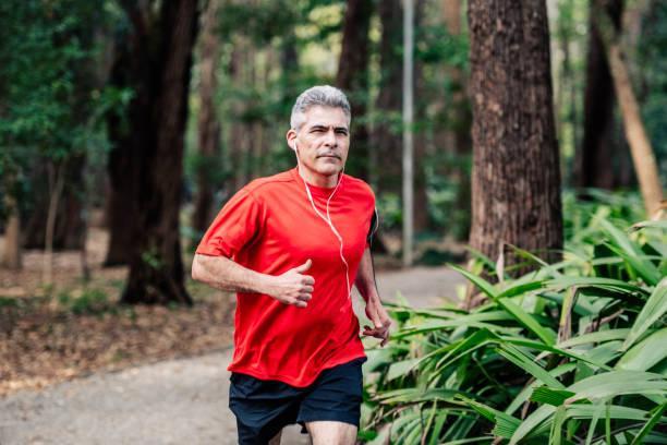 No hay edad para practicar running solo hay que usar la ropa adecuada