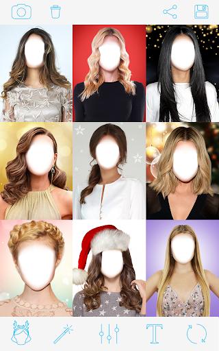Christmas Hairstyles 2019 1.1.7 screenshots 2