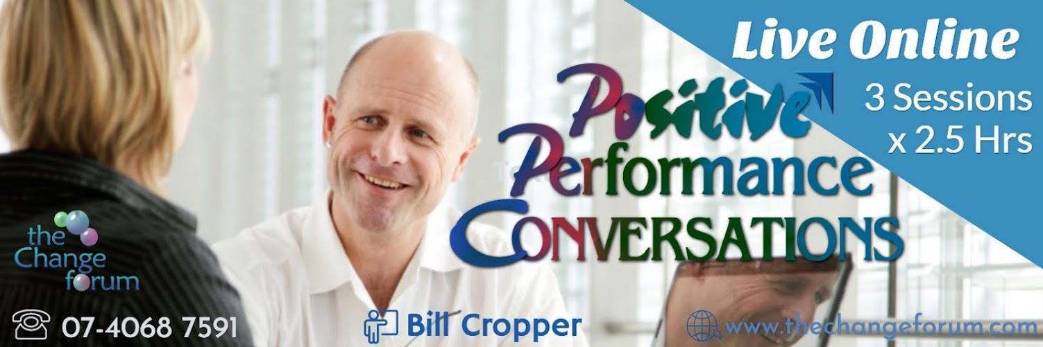 Positive Performance Conversations ONLINE