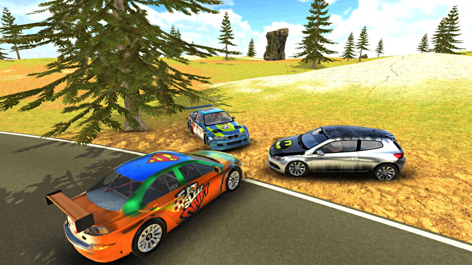 Lancer Evo Drift Simulator Android Apps On Google Play