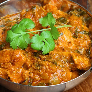 Curried Chicken in Coconut Milk