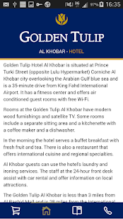 Golden Tulip Hotel- screenshot thumbnail