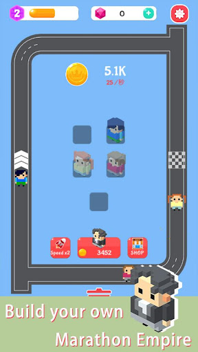 Merge Marathon - Idle cute runner 1.2.3 de.gamequotes.net 1