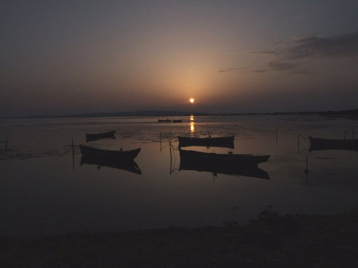 Le ombre di un tramonto di maspier