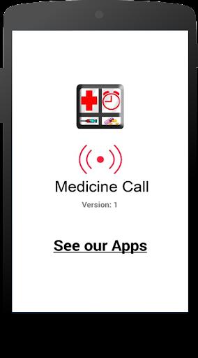 Medicine Call - Pill reminder