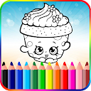 Coloring Book for Shopkins APK