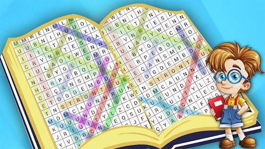 Word Search – Crossword Puzzle Free Games 2