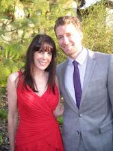 Photo: Julie Spira and Glee's Matthew Morrison