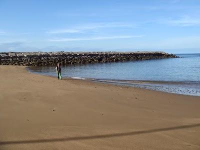 Strandwandeling Ha!