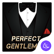 App Gentleman-APUS Launcher theme for Andriod APK for Windows Phone