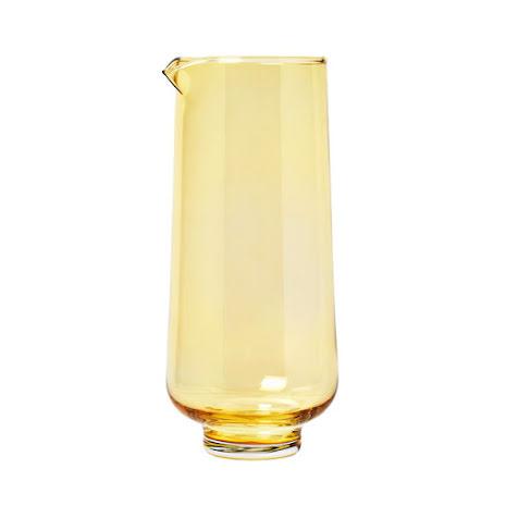 Karaff V1,1L, Dull Gold, FLOW