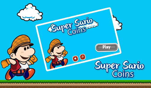 Super Sario Coins