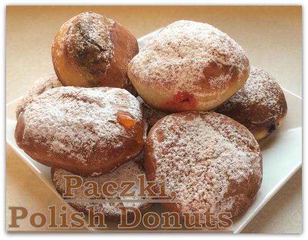 Paczki - Famous Polish Donuts Recipe