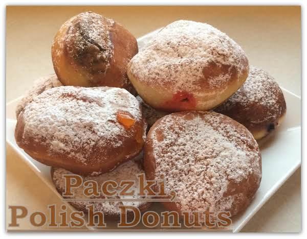 Paczki - Famous Polish Donuts