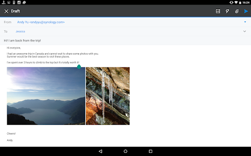 Synology MailPlus App Latest Version Download For Android and iPhone 8