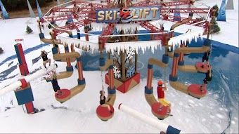 Winter Wipeout: The Musical