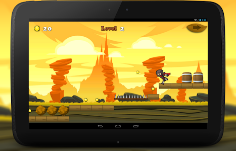 Ninja Runner Rush Heroes Devil screenshot 4
