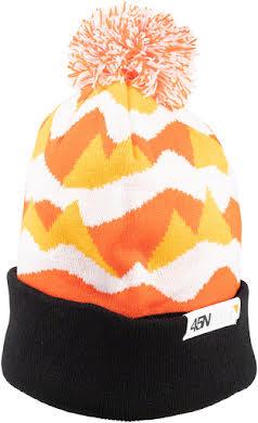 45NRTH Polar Flare Pom Hat - Orange alternate image 2