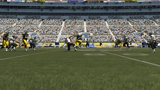 Madden NFL Overdrive Football Screenshot