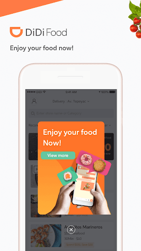 DiDi Food u2013 Food Delivery Apk 1