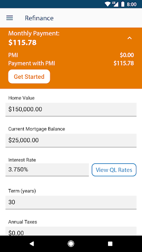 Mortgage Calculator by QL  screenshots 3