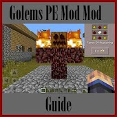 Guide for Golems PE Mod