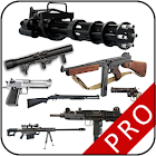 Weapon Sounds - Gun Simulator - Weapons - 2019 icon