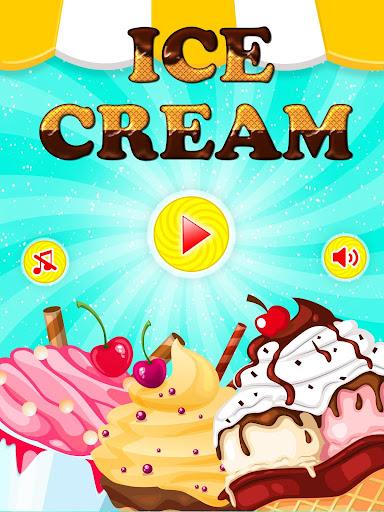 冰淇淋机 - 儿童厨师