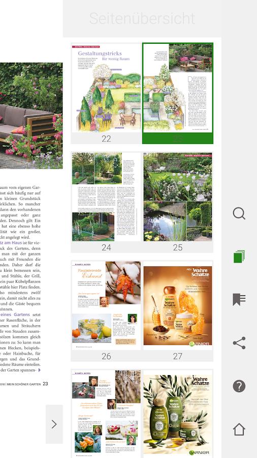mein sch ner garten magazin android apps auf google play. Black Bedroom Furniture Sets. Home Design Ideas