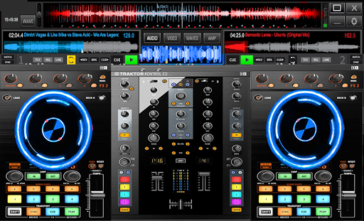Virtual Music mixer DJ 1 screenshots 1