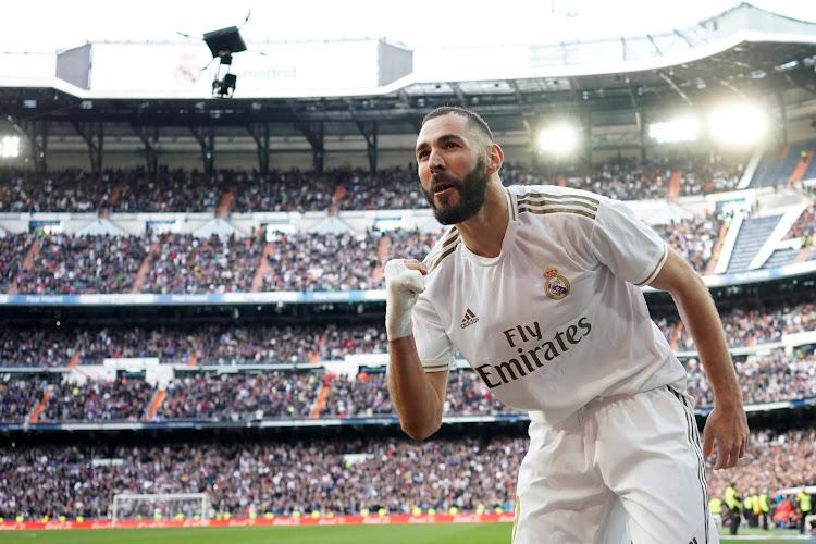 Liga : le Real remporte le derby de Madrid, Karim Benzema s'offre un record