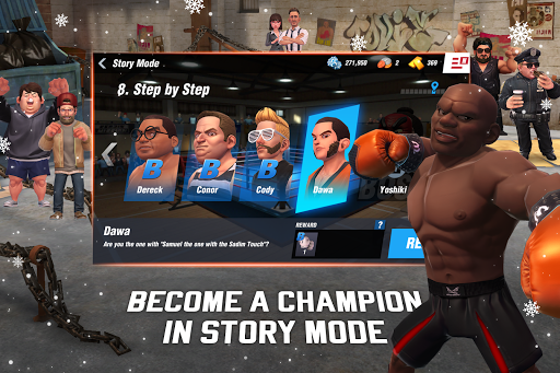 Boxing Star 1.4.0 Cheat screenshots 4