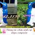 Thùng rác chim cánh cụt nhựa composite giá siêu rẻ call 0984423150 – Huyền