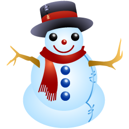 File:Snowman icon.png
