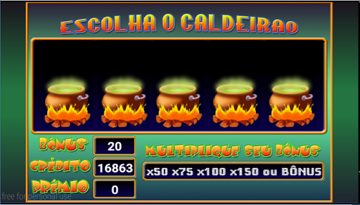Lucky Halloween Slot 25 Linhas 2.01 screenshots 12