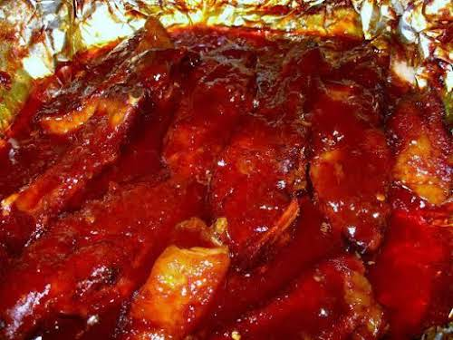 """Sweet and Tangy BBQ Sauce """"This sauce has everything in it to..."""